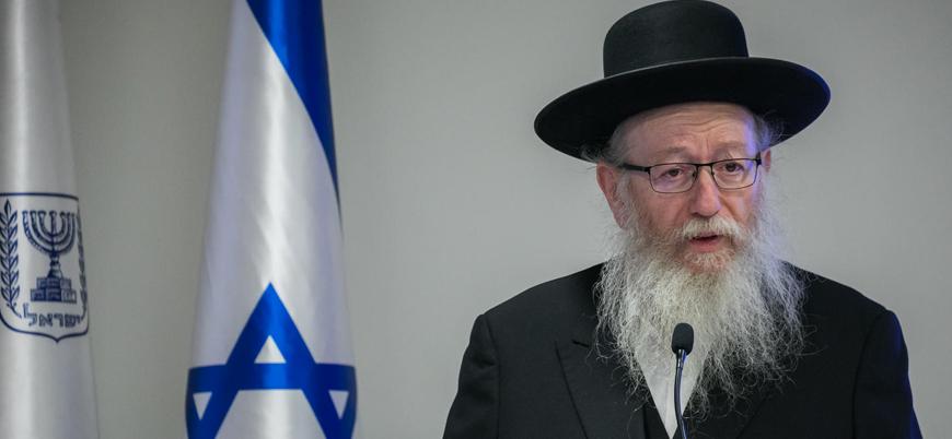 İsrail Sağlık Bakanı Litzman koronavirüse yakalandı