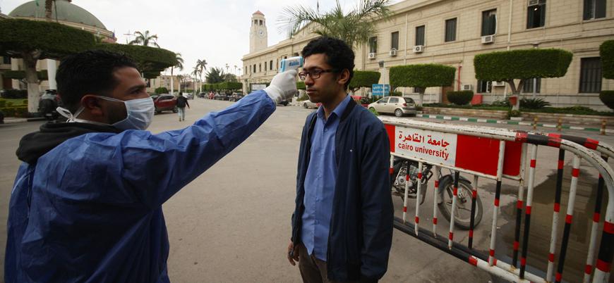 Koronavirüs: Mısır'da 779 vaka 52 ölüm