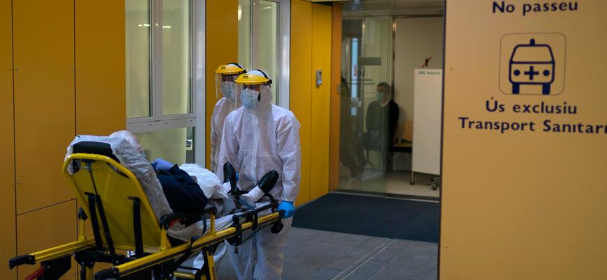 İspanya'da koronavirüs nedeniyle ölenlerin sayısı 10 bini aştı