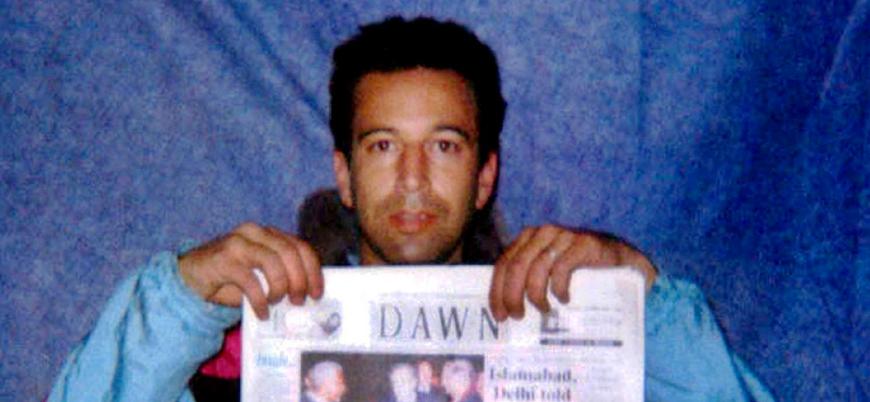 Pakistan'da mahkeme ABD'li gazeteci Daniel Pearl cinayetiyle ilgili idam kararını bozdu