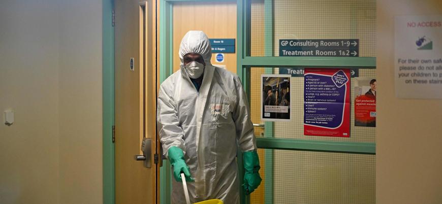 Koronavirüs: İngiltere solunum cihazları konusunda hasta tercihi yapacak