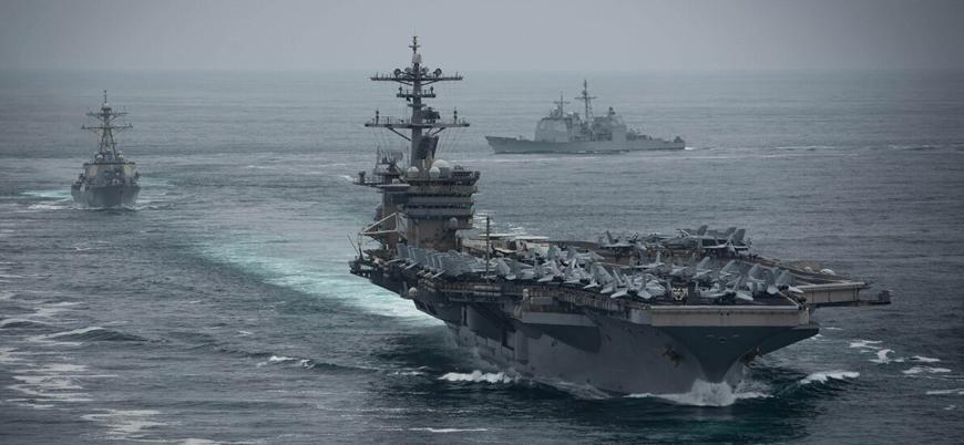 ABD Donanması'na ait uçak gemisinde Covid-19 paniği: Kaptan görevden alındı, gemi boşaltılıyor