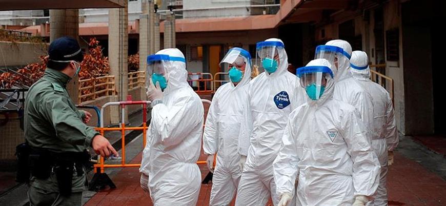 Koronavirüsle mücadelede örnek gösterilen Hong Kong ve Singapur'da yasaklar genişletiliyor