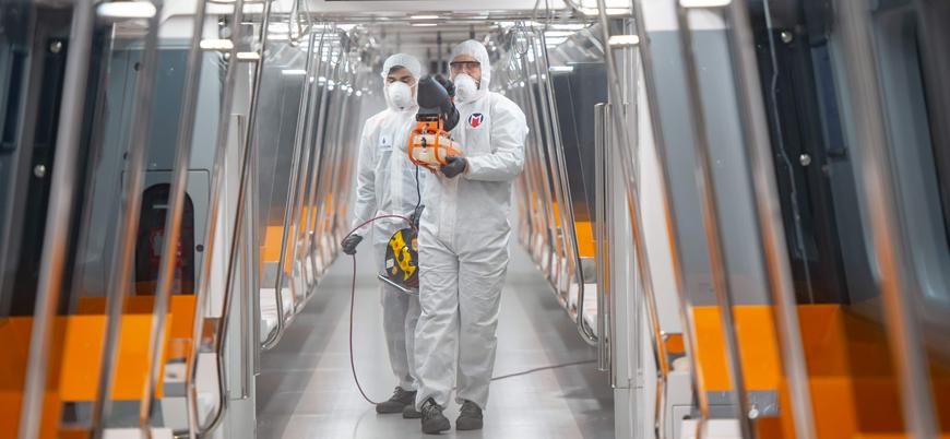 Türkiye'de koronavirüs: Can kaybı 425'e toplam vaka sayısı 20 bin 921'e çıktı