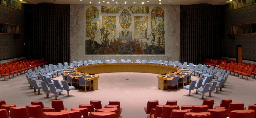 ABD ve Fransa'dan Covid-19 nedeniyle BMGK toplantısı talebi
