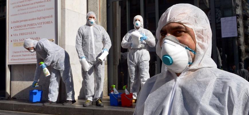 Dünyada koronavirüs vaka sayısı 1.1 milyonu geçti