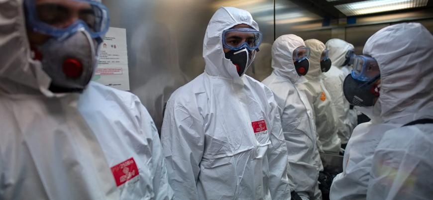 ABD'de koronavirüs nedeniyle bir günde 1480 kişi öldü
