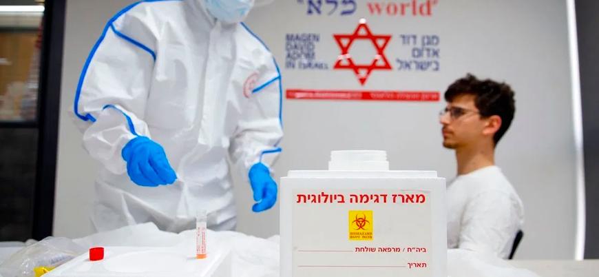 İsrail'de Covid-19 nedeniyle ölenlerin sayısı 42'ye yükseldi