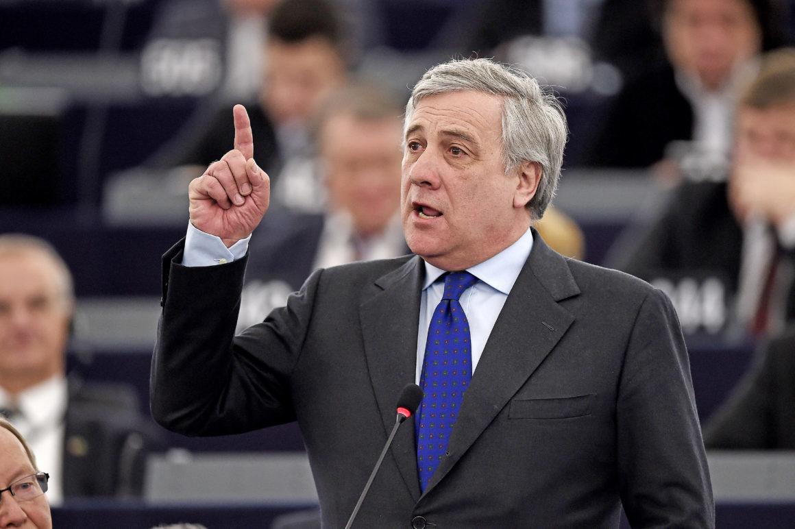 Avrupa Parlamentosu başkanı: Kimse bir Avrupa ülkesine Nazi diyemez