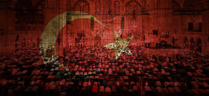 """""""Türkiye'de laikliğe olumsuz bakanların oranı yüzde 10"""""""