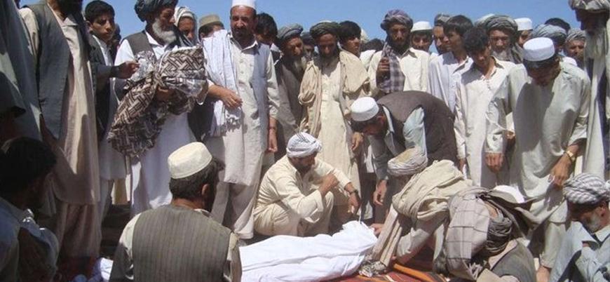 ABD destekli hükümet güçlerinden sivillere hava saldırısı: 8 ölü ve yaralı