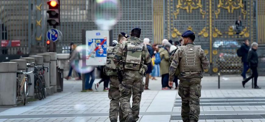 600 Fransız askeri koronavirüse yakalandı