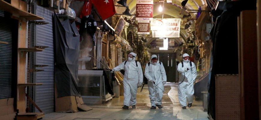 Türkiye'de koronavirüs: Can kaybı 501'e vaka sayısı 23 bin 934'e yükseldi