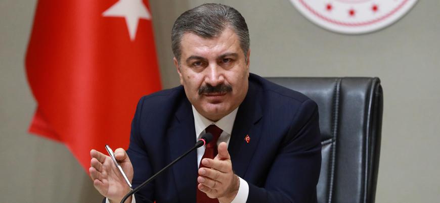 Türkiye'de koronavirüs vaka sayısı 10 binin altına düştü