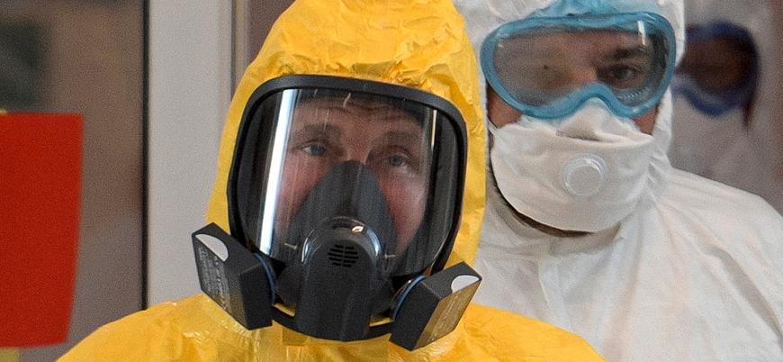 Rusya'da 'koronavirüs rekoru': Bir günde 6 bin yeni vaka