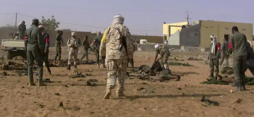 Mali'nin kuzeyinde askeri kampa saldırı: 22 ölü