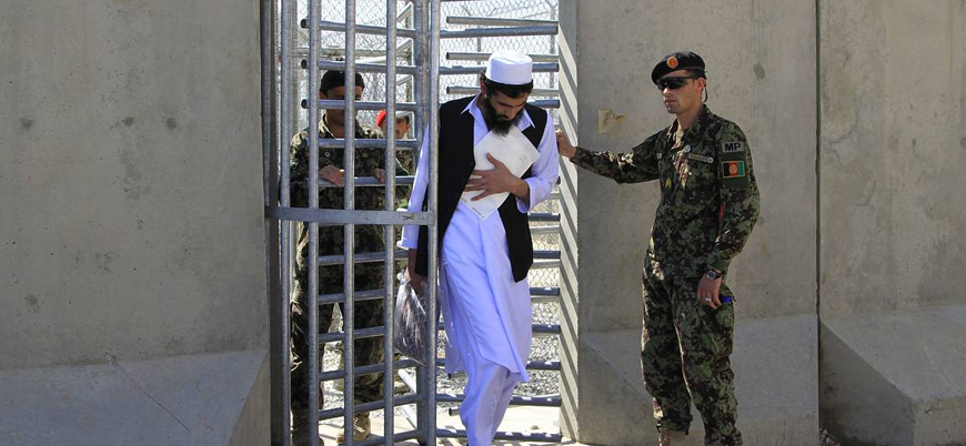 Kabil hükümeti: Taliban'ın üst düzey liderlerini serbest bırakmayacağız