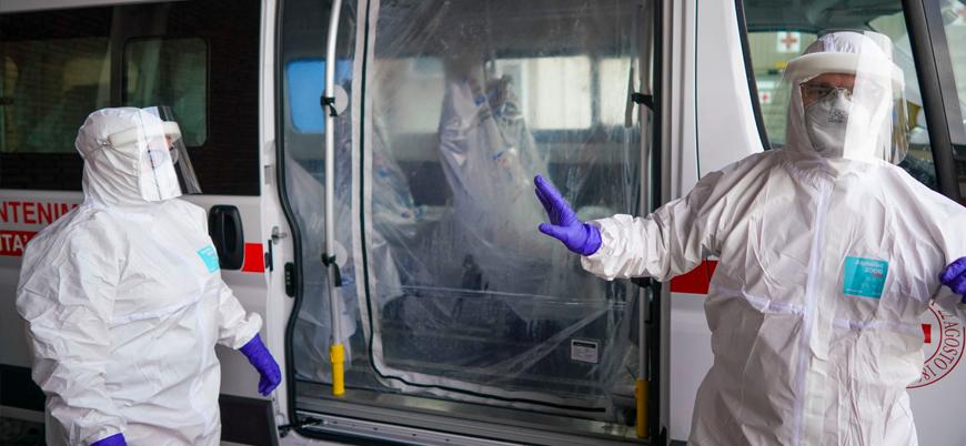 İtalya'da koronavirüs nedeniyle ölenlerin sayısı 16 bin 523'e yükseldi