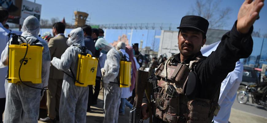 Afganistan'da koronavirüs vaka sayısı 423'e yükseldi