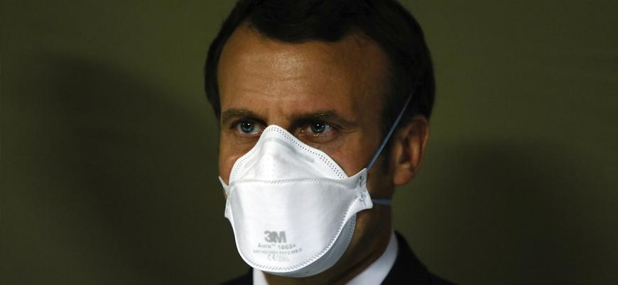 Fransa el koyduğu maskeleri iade etti