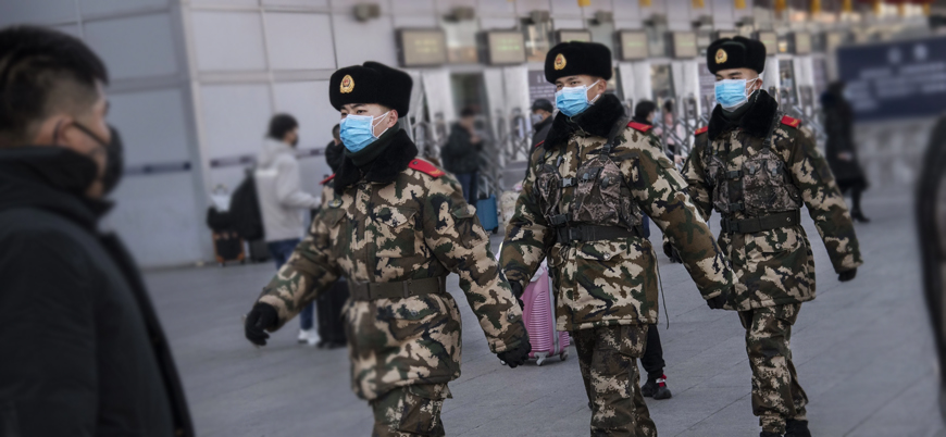 Çin'de Ağustos'ta ikinci koronavirüs dalgası başlayabilir