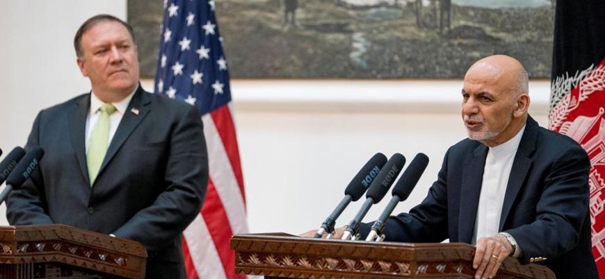 ABD'den Kabil hükümetine: Taliban ile anlaşamazsanız askerleri tamamen çekeriz
