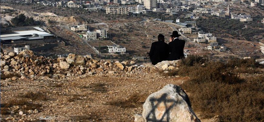 """""""İsrail koronavirüs salgınını Filistin topraklarını ilhak için kullanıyor"""""""