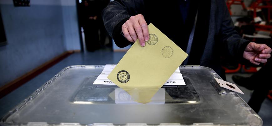 Anket: Bu pazar seçim olsa sadece iki parti meclise girebiliyor