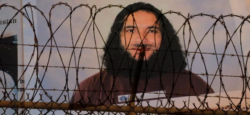 Afgan Guantanamo mahkumu açlık grevinde