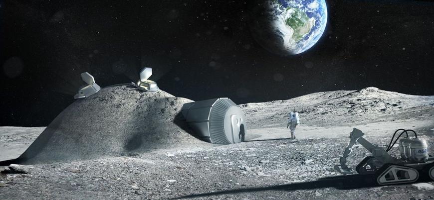 Trump uzayda madenciliğe izin veren kararnameyi onayladı