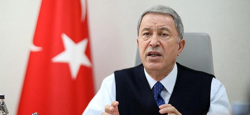Savunma bakanı Akar: Yunanistan 3-5 jet almakla bir yere varamaz