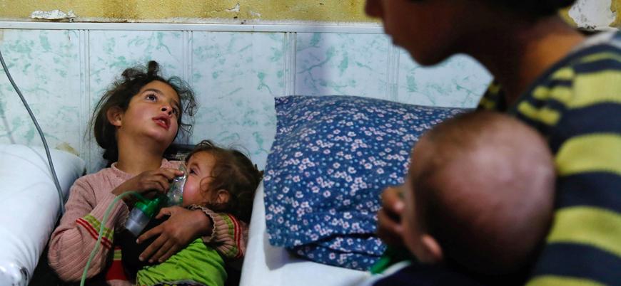 Duma'da onlarca sivilin öldürüldüğü kimyasal katliamın 3'üncü yılı