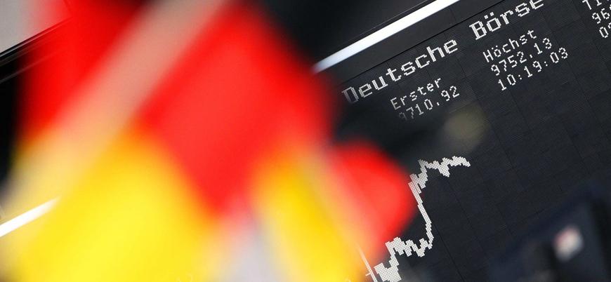 """""""Alman ekonomisi yüzde 4.2 daralacak"""""""