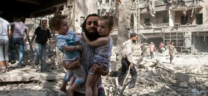 """""""2017 yılında Suriye'deki kimyasal saldırıları Esed rejimi düzenledi"""""""