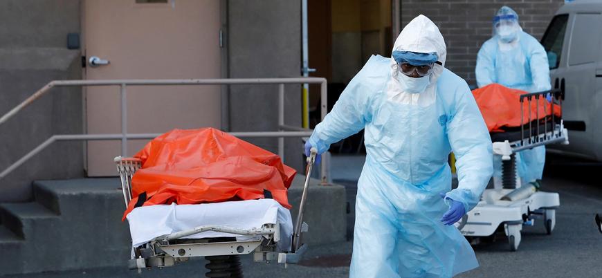 Dünyada koronavirüsten ölenlerin sayısı 86 bini geçti