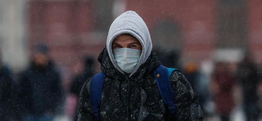 Rusya'da koronavirüs vakalarının sayısı bir günde 2 bin 774 arttı