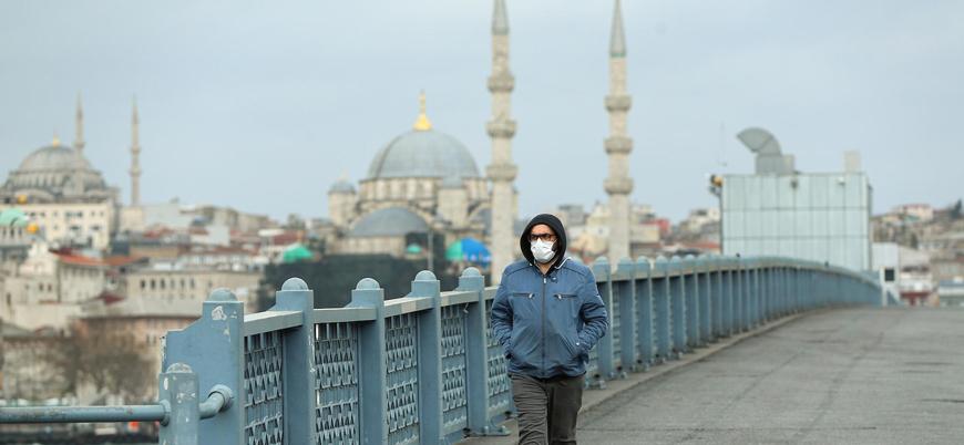 """""""ABD Türkiye'den maske ve dezenfektan istedi"""""""