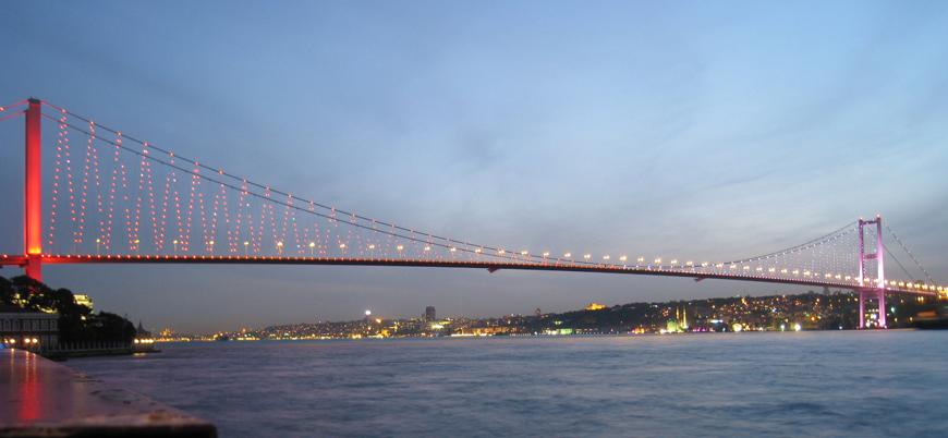 İstanbul'da iki yaka arasında araç geçişi yüzde 52 azaldı