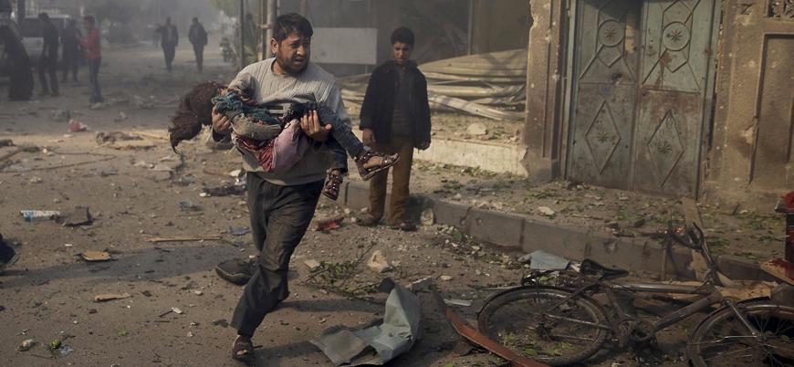 Putin: Rus silahlarını Suriye'de test ederek deneyim kazandık