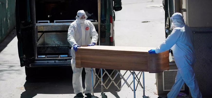 İspanya'da koronavirüs nedeniyle ölenlerin sayısı 15 bini aştı