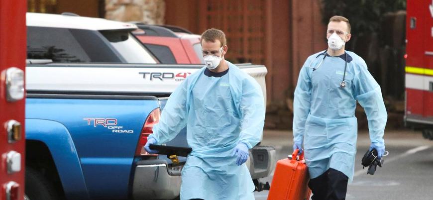 ABD'de koronavirüs hızla yayılıyor: Ölü sayısı 17 bine yaklaştı