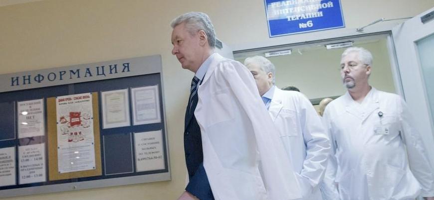 Moskova Belediye Başkanı konuştu: Salgının başındayız, önümüzde ciddi bir sınav var