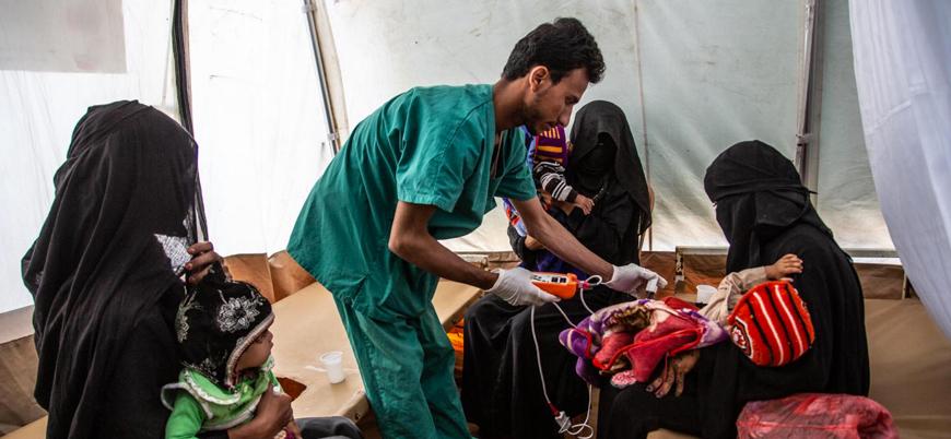 İnsani krizin pençesindeki Yemen'de ilk koronavirüs vakası