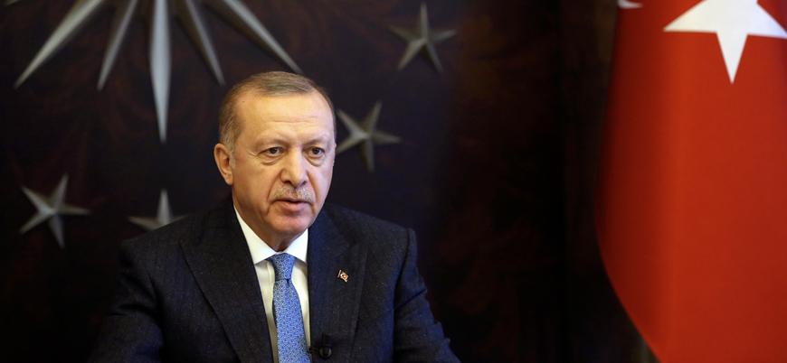 Erdoğan: Bu süreçten güçlenerek çıkacağız