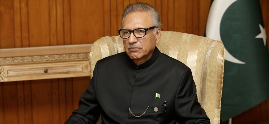 Koronavirüs: Pakistan Cumhurbaşkanı Arif Alvi'den halka 'tövbe namazı' çağrısı