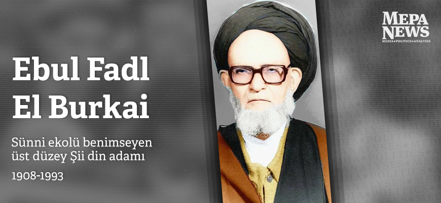 Ebul Fadl El Burkai kimdir?