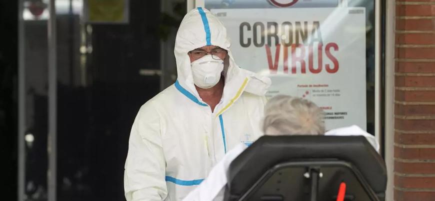 İspanya'da koronavirüs salgınında ölü ve vaka sayıları düşüşe geçti