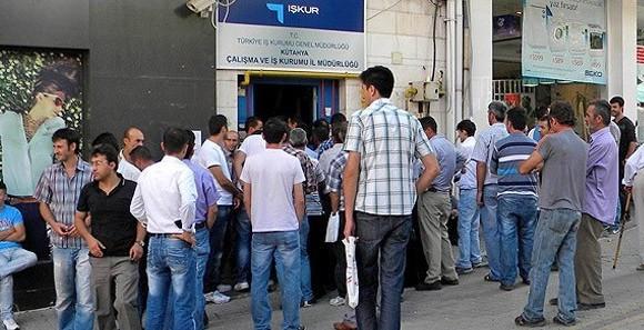 İşsizlik oranları açıklandı: 3 milyon 330 bin işsiz var