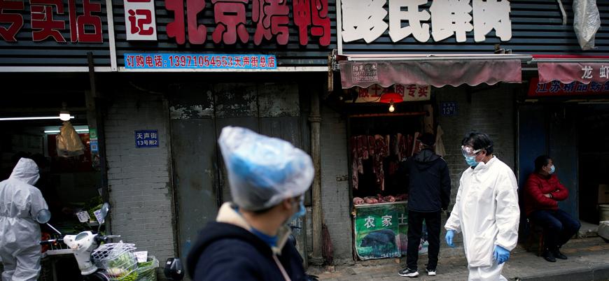 Koronavirüs: Çin'de son 6 haftanın en yüksek vaka sayısı