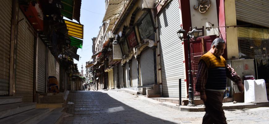 Mısır'da koronavirüs nedeniyle açıklanan ölü sayısı 159 oldu